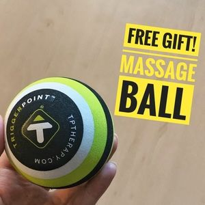 Free Gift🎁New TriggerPoint MB1 Massage Ball